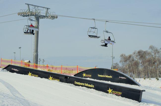 Snowpark Szwajcaria Baltowska