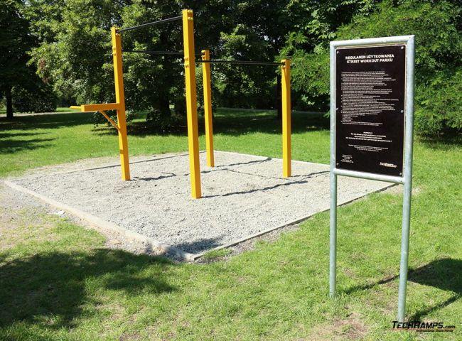 Street Workout Park Dabrowa Gornicza