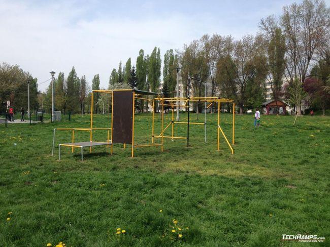 Street Workout Park Krakow