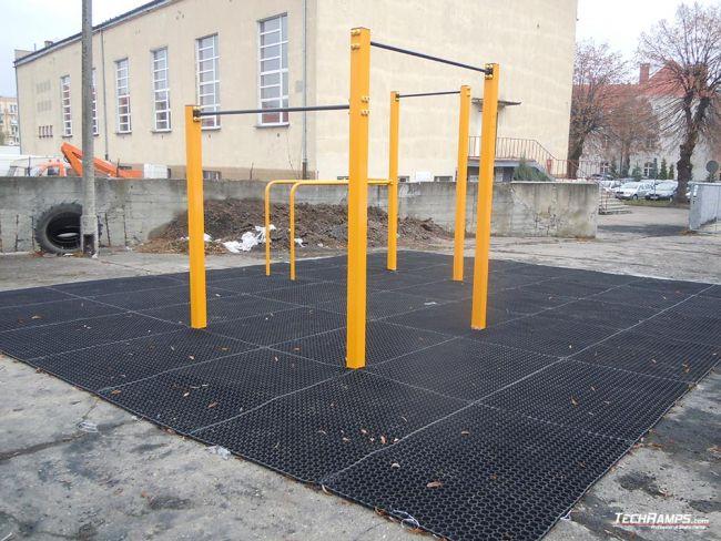 Street Workout Park Krotoszyn