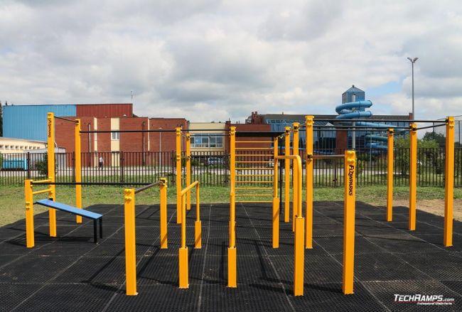 Street Workout Park Plonsk
