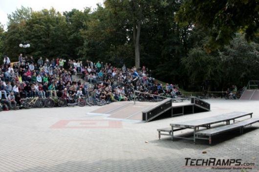 Techramps Malopolska Cup BMX Street Jam