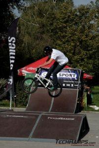 Techramps Puchar Małopolski BMX