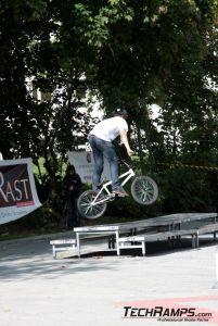 Techramps Puchar Małopolski BMX 10
