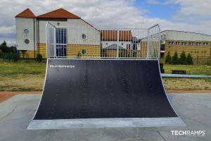 Techramps skatepark