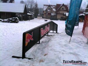 TNF PFO Zakopane Harenda Red Bull Rail - 5