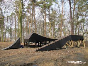 Tor rowerowy Choszczno