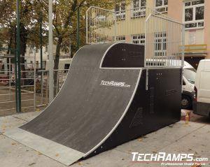 Toruń skatepark
