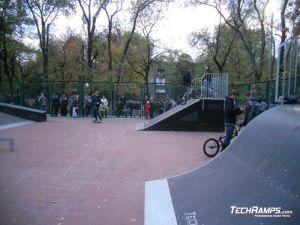 Ukraina Skatepark Krzywy Róg