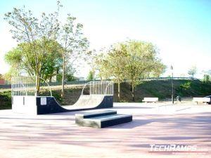 Villarejo skate park