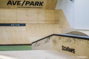 Warsaw Indoor Skatepark
