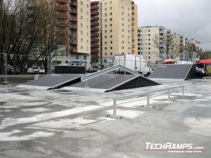 Warszawa Bemowo Skatepark