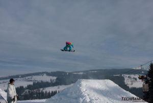 Witów ski snowpark 1