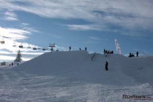 Witów ski techramps snowpark