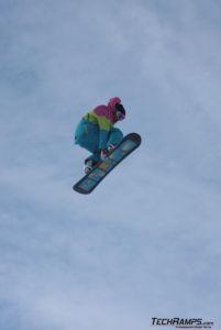 Wolak Snowpark Witów ski
