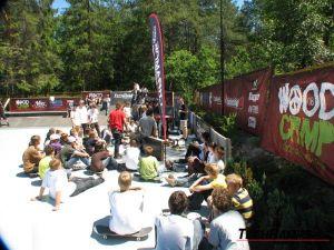 Woodcamp 2008 - Turnus 1 - 2