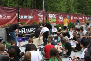 Woodcamp 2008 - Turnus 2 - 4