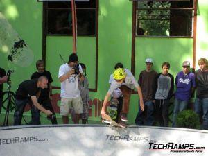 Woodcamp 2009 turnus 2 - 10