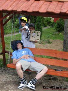 Woodcamp 2009 turnus 2 - 6