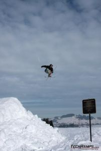 Snowpark in Witow