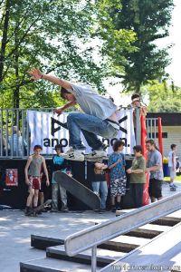 Skateboard Jam in Brzeszcze