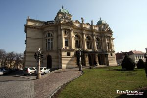 Theatre of J. Slowacki