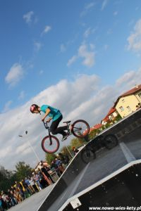 Kety Skatepark opening - footage
